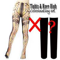 Set sales★<ラミア/Ramia> Selectable knee high socks & Tights!