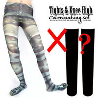 Set sales★<ミルキーフロッグ/Amazon milk frog> Selectable knee high socks & Tights!