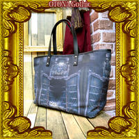 OGB-02.0003 【危機裸裸商店kiki監修】OTONA Gothic project Designed Bag<アイアンメイデン/Iron Maiden>
