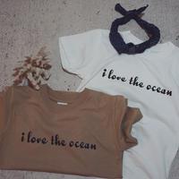 kids I love the  ocean