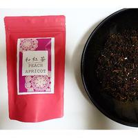 和紅茶ピーチアプリコット| 静岡茶のギフト、深蒸し茶専門店 GREEN*TEA WORKSHOP