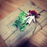 プレゼント用包装| 静岡茶のギフト、深蒸し茶専門店 GREEN*TEA WORKSHOP