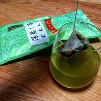 深蒸し茶 抹茶入り玄米(ティーバッグ)| 静岡茶のギフト、深蒸し茶専門店 GREEN*TEA WORKSHOP