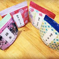 粉末茶 4種類セット