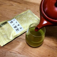 深蒸し茶 玄米入り4パックセット| 静岡茶のギフト、深蒸し茶専門店 GREEN*TEA WORKSHOP