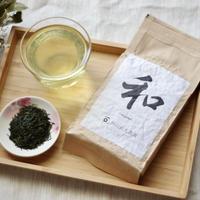 芽重型仕立て!定番煎茶「和」普段の飲みに最適!200g