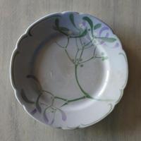ヤドリギ Lachenal ラシュナル デザート皿 直径22cm #2