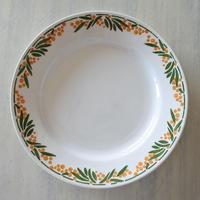 HBCM ショワジー・クレイユモントロー ミモザ ディナー皿 直径22㎝ #5〖202004-62〗