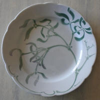 ヤドリギ Lachenal ラシュナル ディナー皿 直径26cm #1