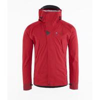 【Klattermusen】Allgron Jacket M's_BurntRusset_Sサイズ_※Salesman Sample