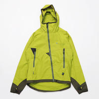 【Klattermusen】Einride Jacket_Citronelle_Sサイズ※Salesman Sample