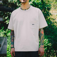 【BACHGarments】ALLEY TEE coolmax®solo