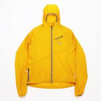 【Tilak+POUTNIK】Aira Jacket_Goldenrod_Sサイズ_※SalesmanSample