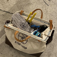 【KLEIN TOOLS】Deluxe Canvas Tool Bag - 18inch