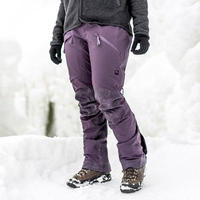 【サンプル】Klattermusen Brage Pants W's_NightOrchid_Sサイズ