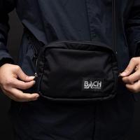 【BACH】ACCESSORY BAG M 500D-Black