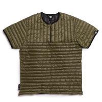 【AURA made in Poland】 T-Shirts_MossGreen