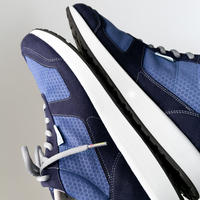 【LUNGE】Classic Run M's_SteelBlue/Navy/Lt.Gray(BNG)