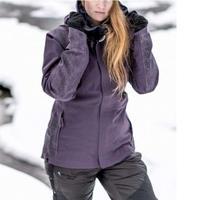【サンプル】Klattermusen Brage Jacket W's_NightOrchid_Sサイズ