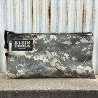 【KLEIN TOOLS】Zipper Bag - Camouflage