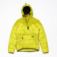 【Klattermusen】LOKE Hoodie W's_Citronelle_XSサイズ_※Salesman Sample