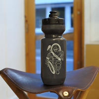 """DELUXE CYCLES"" Bibendum water bottle"