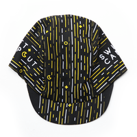 """""""SWIFT INDUSTRIES"""" campout 2019 cycle cap (black)"""
