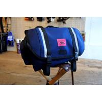 """SWIFT INDUSTRIES"" zeitgeist saddle bag (S/NAVY)"