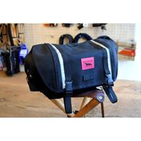 """SWIFT INDUSTRIES"" zeitgeist saddle bag (S/BLACK)"