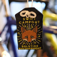 """""""SWIFT INDUSTRIES"""" campout 2019 omamori"""