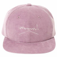 OFF THE BEATEN PATH CORDUROY 6PANEL CAP ラベンダー