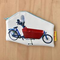 世界の乗り物 - オランダの自転車ポーチ