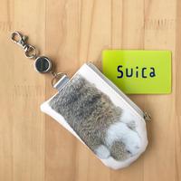 CAT PAW PASS HOLDER _leatherette_Okinawa