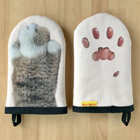 CAT PAW KITCHEN GLOVES - Okinawa