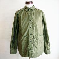【modem design/モデムデザイン】Work Pocket Shirt オリーブ
