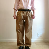 【Greece Army Chino pants DeadStock】ギリシャ軍  チノパンツ  DeadStock