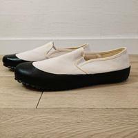 【HOLD FAST/ホールドファスト】Chef Sneaker シェフスニーカー Natural×Black(ソール)