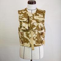 【British Army 90's Body Armor Vest DPM DeadStock】イギリス軍 90's ボディーアーマーベスト DPM DeadStock サンドカモフラージュ