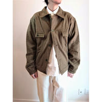 【 Italian Army Wool Jacket DeadStock】イタリア軍 ウールジャケット  DeadStock