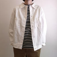 【Italian Navy Cook Jacket DeadStock】イタリア軍  クックジャケット DeadStock