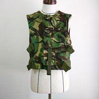 【British Army 90's Body Armor Vest DPM DeadStock】イギリス軍 90's ボディーアーマーベスト DPM DeadStock カモフラージュ