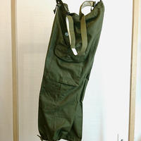 【Cnadian Army 80´S Wind Over Pants Dead Stock】カナダ軍 80´S ウィンド オーバーパンツ  Dead Stock