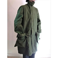 【Swedish Army M-59 Field Coat DeadStock 】スウェーデン軍 M-59 フィールドコート  DeadStock