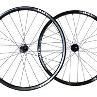 Hootenanny Aluminum MTB Wheels 29er