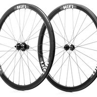 EP Anti-Flutter 38mm Carbon Tubeless Ready Clinchers