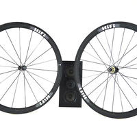 PISTA EP Anti-Flutter 38mm Carbon Tubeless Ready Clinchers  and Tubulars