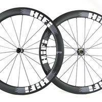 PISTA LP Anti-Flutter 55mm Carbon Tubeless Clinchers and Tubulars