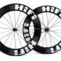 PISTA The 8-Track 88mm Carbon Tubeless Clinchers and Tubulars