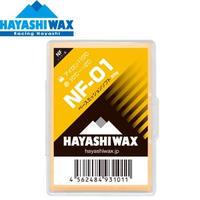 【ハヤシワックス】 ベース用ワックス NF-01ベースミッションソフト 80g