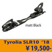 Tyrolia SLR10 ライトレールⅡ '18モデル